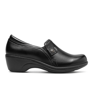 Aravon Women's Hope Slip On Black (B or D Width)
