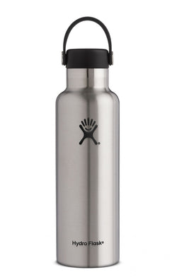 Hydro Flask Stainless Steel 21 oz Standard Mouth Water Bottle