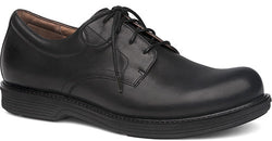 Dansko Men's Josh Lace-up Black Antiqued