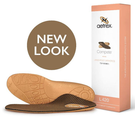 Lynco Women's L420 Complete Flat/Low Arch Orthotic