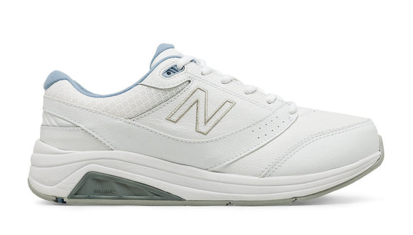 New Balance Women's Walking Leather 928v3 White (B, D or 2E Width)