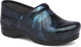 Dansko Women's Pro XP Clog - Paint Brush Patent Leather