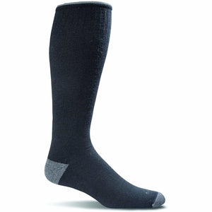 Men's Elevation Compression Socks (20-30mmHG) Navy by Sockwell