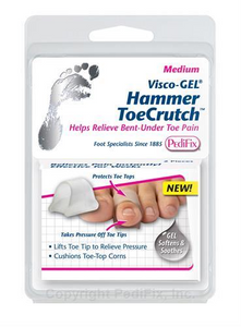 Visco-GEL® Hammer ToeCrutch™ by Pedifix