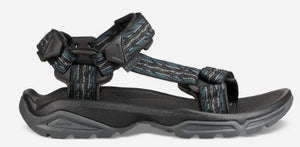 Teva Men's Terra-Fi Sandal (Firebird/Midnight)