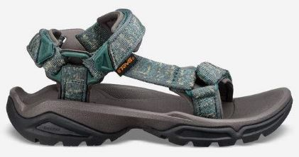 Teva Women's Terra-Fi Sandal (Rocio North Atlantic)