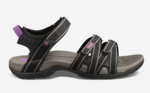 Teva Women's Tirra Sandal (Black/Grey/Purple)