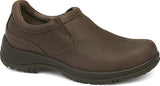 Dansko Men's Wynn Distressed Leather Slip-on