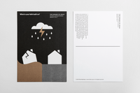 The Parable of Jesus, Postcards – Rain