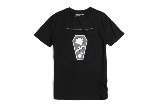 The Parable of Jesus, T-Shirts – Coffin