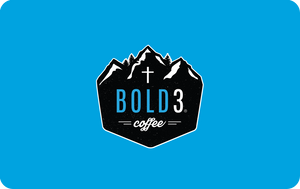 BOLD3 Coffee Gift Card