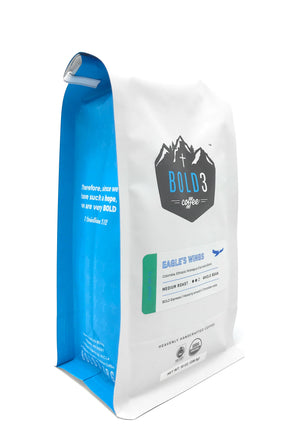 Eagle's Wings | Medium Roast | 10 oz
