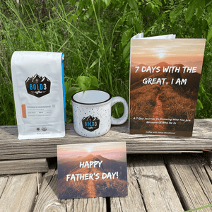 NEW! Coffee with Jesus Father's Day Bundle