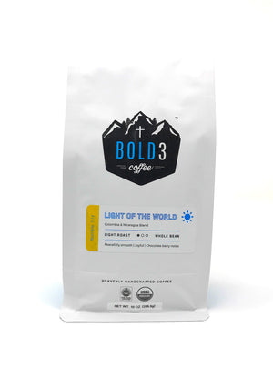 NEW! Light of the World | Light Roast | 10 oz