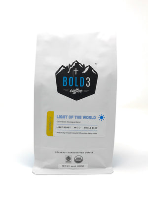 NEW! Light of the World, Light Roast, 10 oz
