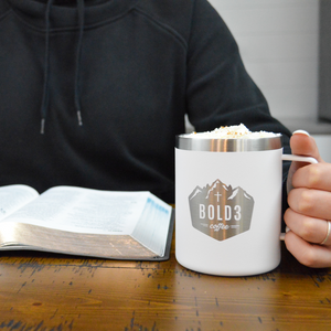 NEW! The BOLD Mug