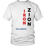 IRON ZION DOUBLE SIDED TEE