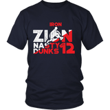 ZION NASTY DUNK 12 Tee - 2 TONE