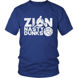 ZION NASTY DUNKS BALL TEE