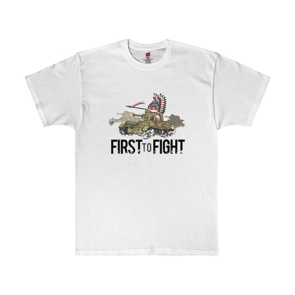 First to Fight T-Shirt