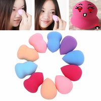10 pcs Makeup Foundation Sponges