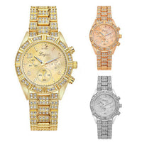 LVPAI Gold Elegant Watch for Women