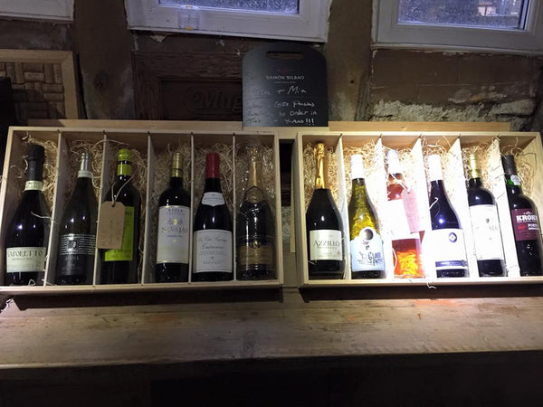 WINE CLUB - 12 Bottles per month