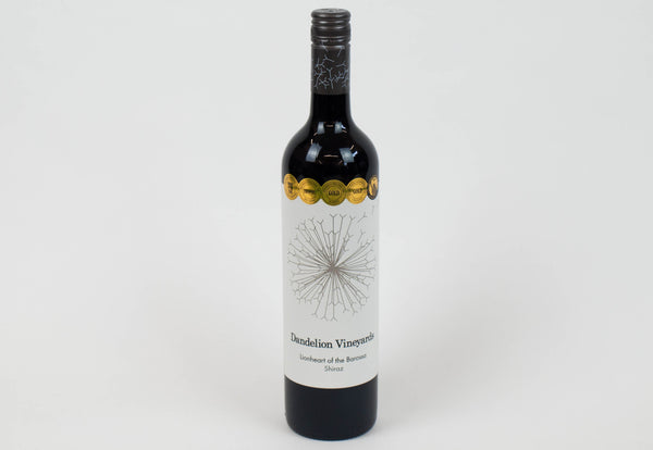 Dandelion Vineyards Lionheart Shiraz 2016