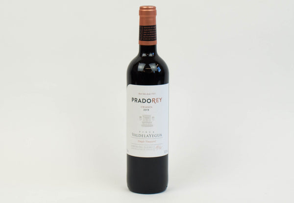PradoRey Single Vineyard Finca Valdelayegua Crianza