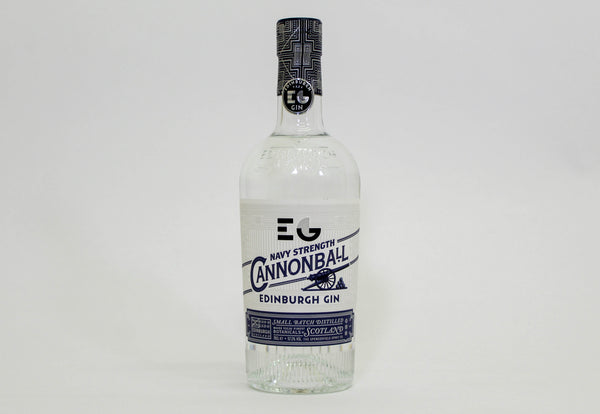 Navy Strength Edinburgh Gin