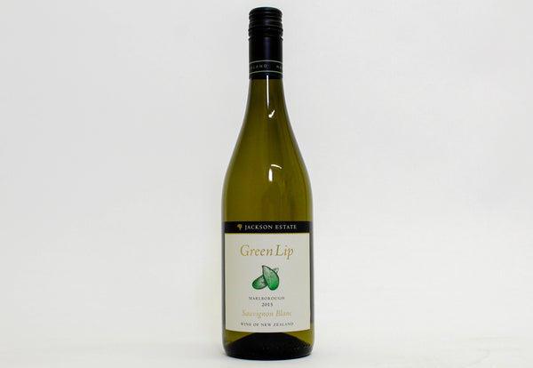 Jackson Estate Green Lip Sauvignon Blanc 2015