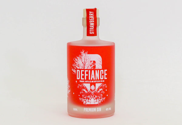 Defiance Strawberry Gin