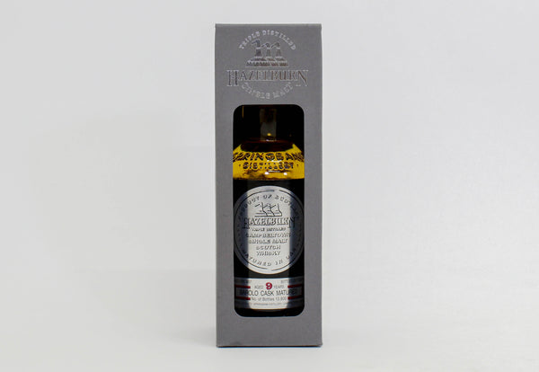 Hazelburn 9 Years Old Barolo Cask Matured Single Malt Whisky