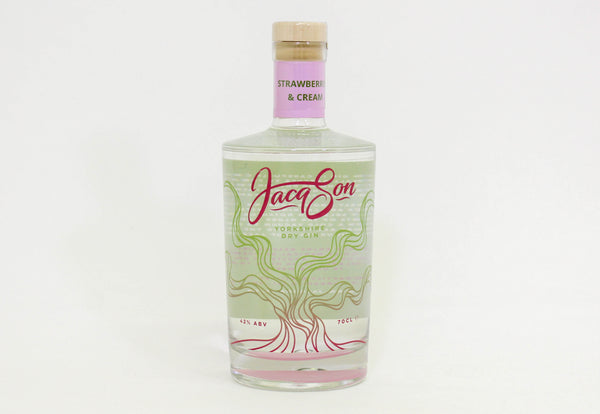 Jacqson Strawberries and Cream Gin