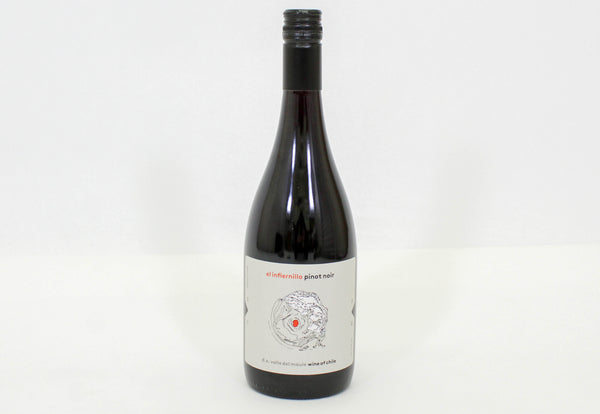 El Infiernillo Single Vineyard Pinot Noir 2017