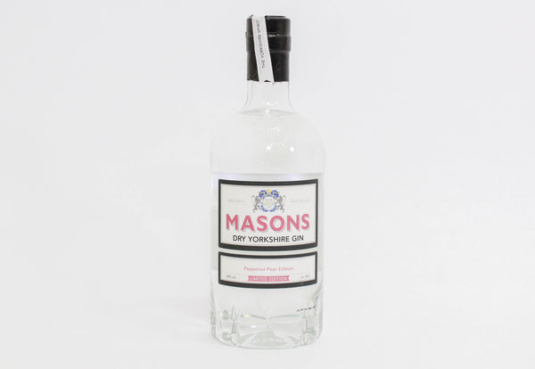 Masons Peppered Pear edition Gin