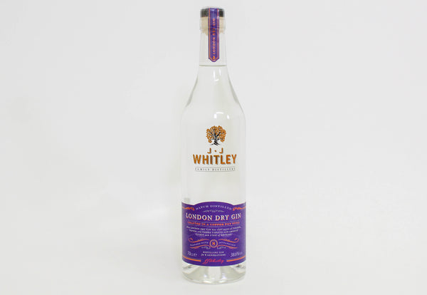 J J Whitley London Dry Gin