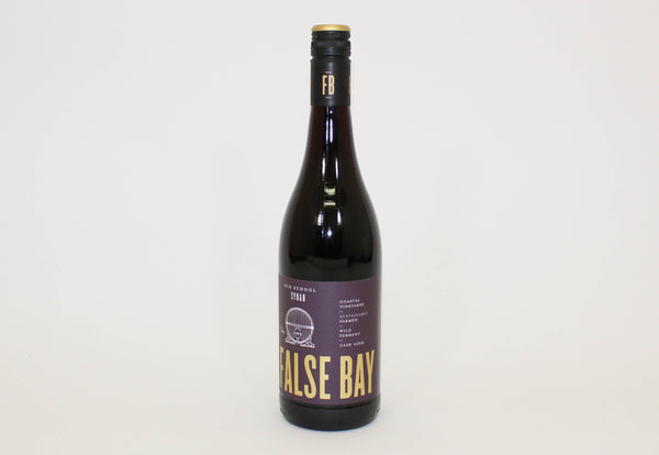 False Bay Old School Syrah 2014