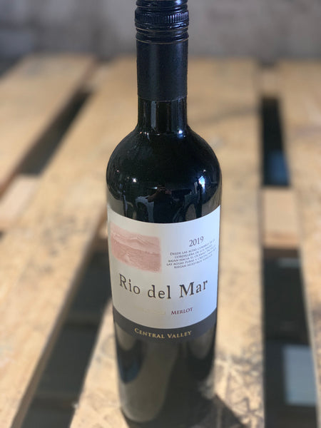 Rio Del Mar, Merlot, Central Valley, Chile