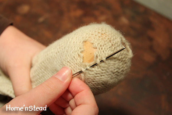 Sock Darning Egg Hand Turned Hardwood Mushroom Mending Bulb Old Fashioned Homestead Tool - thatfamilyshop.com