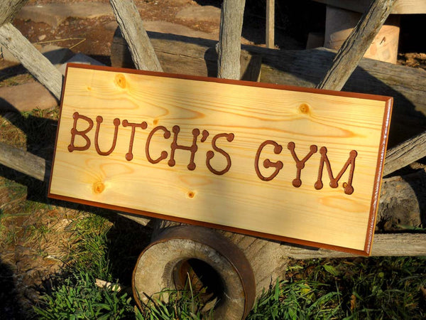Wood Sign Large Custom Name Plaque Engraved Entrance Welcome Cottage Cabin - thatfamilyshop.com