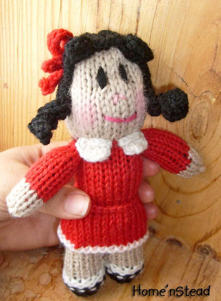 Chunky Body, Girls Custom Character Doll, You Choose Character, Disney Princess, Natural Wool Girls Toy-thatfamilyshop.com