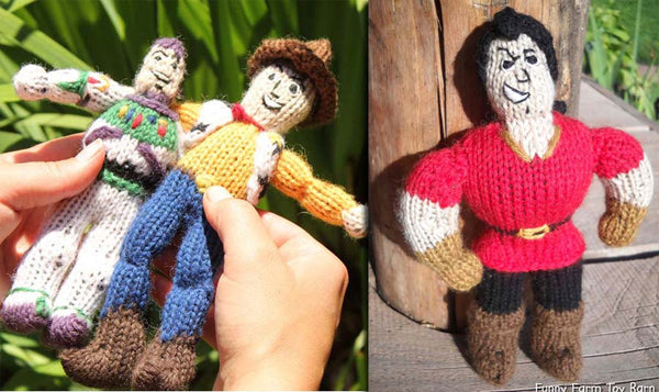 Slender Body, Boys Custom Character Doll, Super Hero, Disney Prince, You Choose, Natural Wool Materials - thatfamilyshop.com