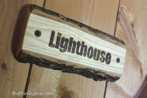 Custom Door Name Plaque Bedroom Marker Sign - thatfamilyshop.com
