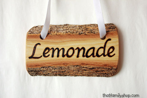 Custom Rustic Name/Placecard Tags-thatfamilyshop.com