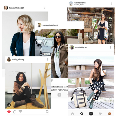 Ethical Fashion Influencers On Instagram We Love