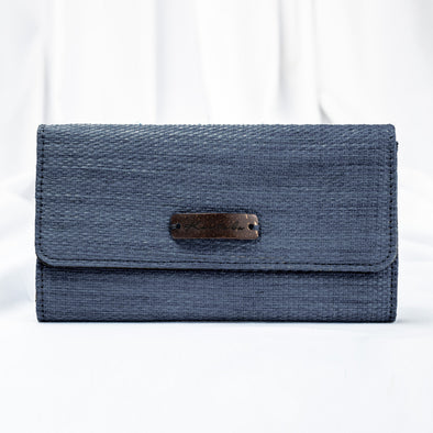 Lilly Wallet - Glaucous
