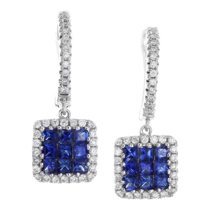 carats color sapphire report natural gia with heated blue shape bs cushion