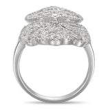 6F057113AWLRD0 18KT White Diamond Ring