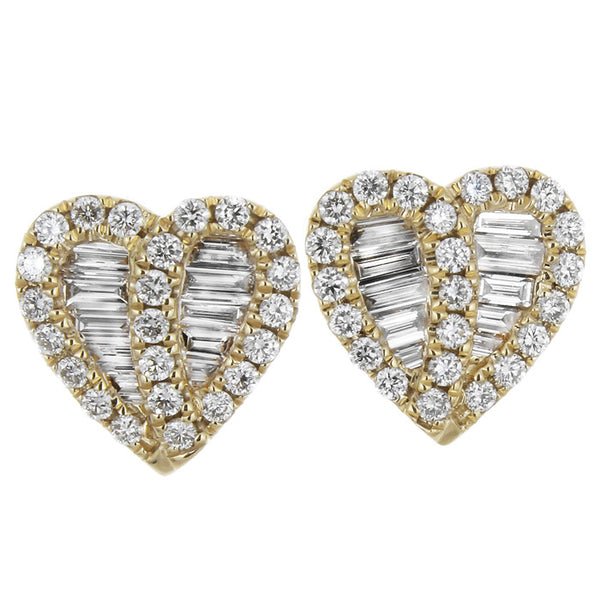 6F058954AUERD0 18KT White Diamond Earring